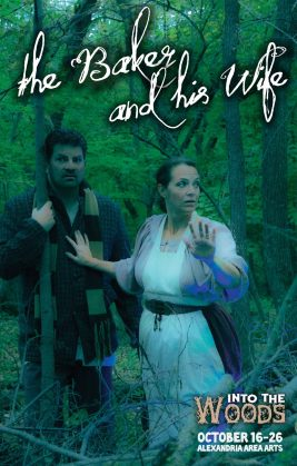 Media Image for The Baker and The Baker's Wife. Into the Woods (2015) (Photography & Design)