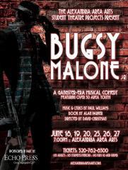 Bugsy Malone, Jr Poster Art