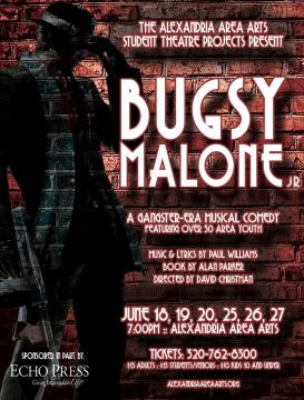 Bugsy Malone, Jr Poster Art