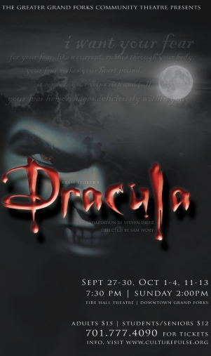 Poster Artwork for Dracula