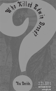 Teaser Artwork for The Mystery of Edwin Drood