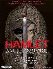 Hamlet: A Viking Adaptation Poster Art