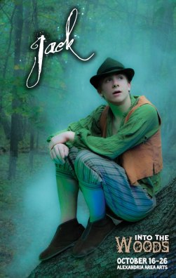 Media Image for Jack. Into the Woods (2015) (Photography & Design)