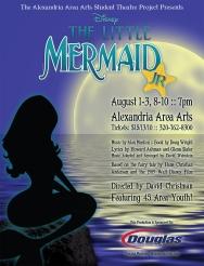 The Little Mermaid, Jr. Poster Art