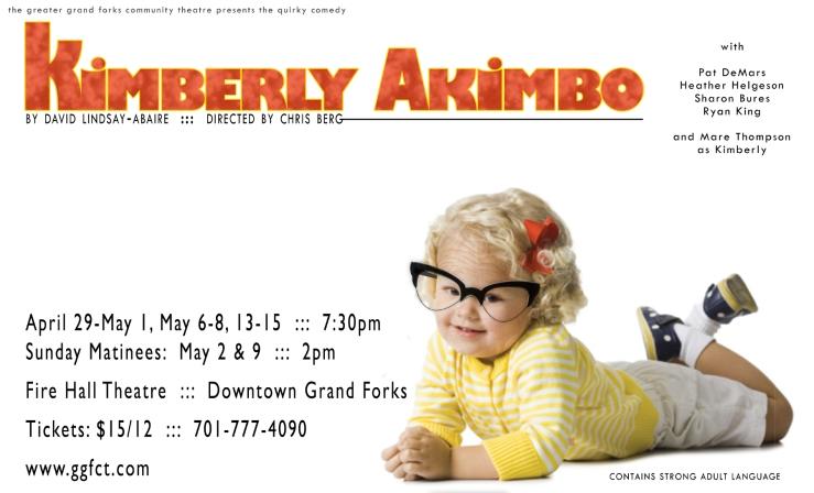 Poster Artwork for Kimberly Akimbo