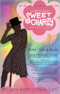 Poster Artwork for Sweet Charity