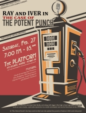 Poster Art for The Case of the Potent Punch
