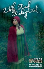 Media Image for Red. Into the Woods (2015) (Photography & Design)
