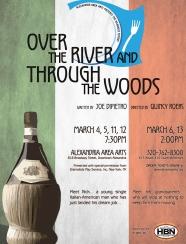 Poster Artwork for Over the River and Through the Woods